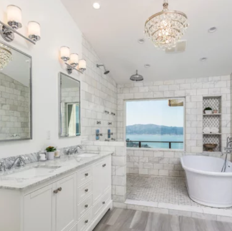 AGH Construction Bathroom Remodeling